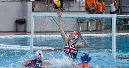 Great Britain finish 14th at World Junior Championships