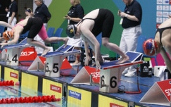 British Record for Harvey in day four finals