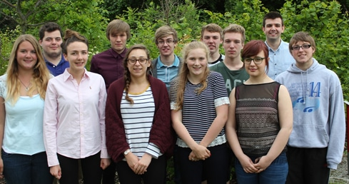 ASA National Youth Forum. Team Photo from September 2015.