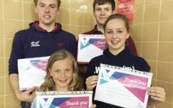 Recognising and Rewarding Volunteers