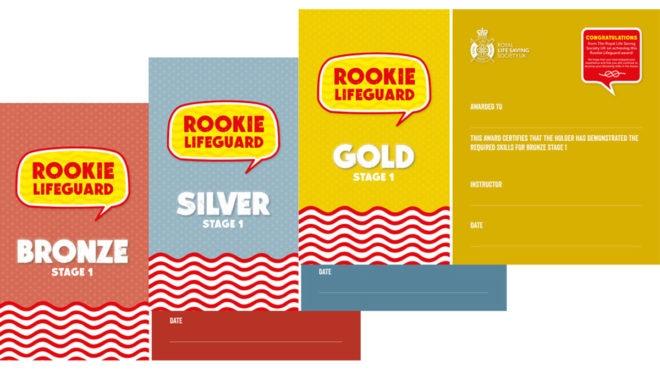 Rookie Lifeguard Awards