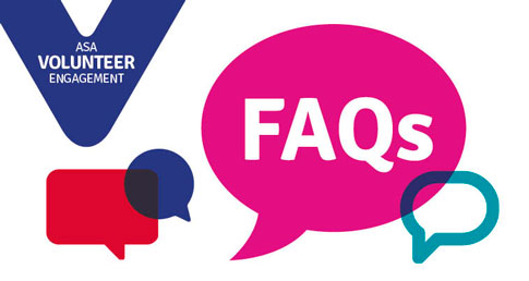 Image with FAQs written on it. Used in FAQs page