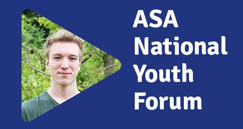 Harry Faulkner ASA National Youth Forum profile