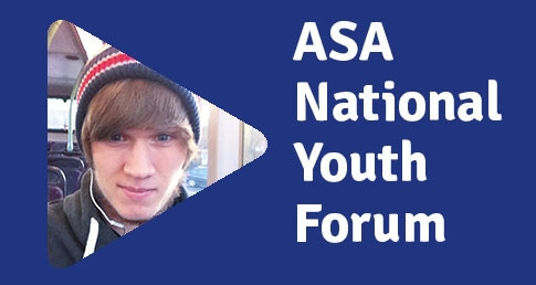 Joe West ASA National Youth Forum profile
