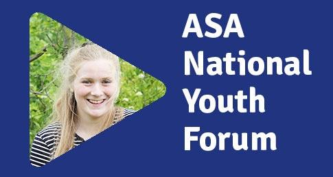 Katie Gilman-Abel ASA National Youth Forum profile