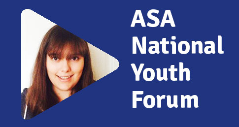 Laura Cox ASA National Youth Forum profile