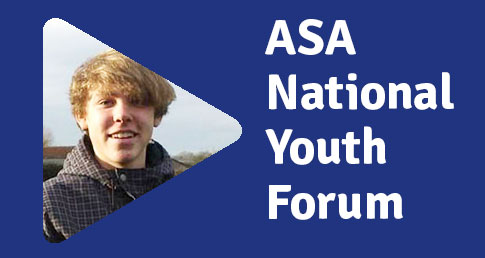 Liam Wilcox ASA National Youth Forum profile