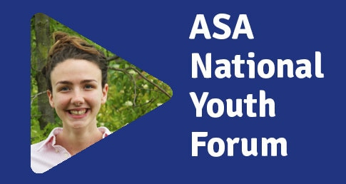 Lucy Palfreyman ASA National Youth Forum profile