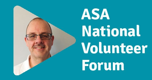 Martin Pearce ASA National Volunteer Forum profile