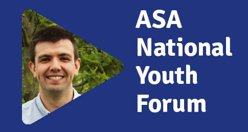 Oliver Hooper ASA National Youth Forum profile