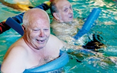 Physical exercise reduces risk of dementia