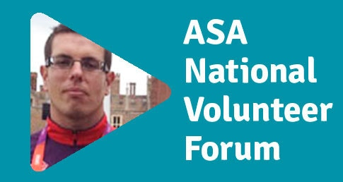 Russell Gardner ASA National Volunteer Forum profile