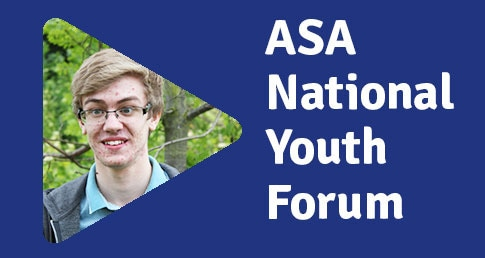 Toby Sanderson ASA National Youth Forum profile