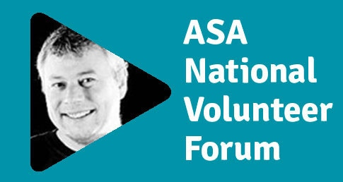 Trevor Knight ASA National Volunteer Forum profile