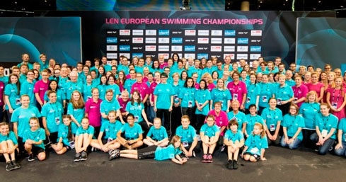 Volunteering at the London 2016 European Championships