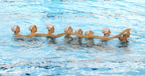 Dates confirmed for 2018 European Masters Synchro Champs
