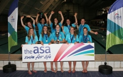 London Otter take victory in U15 Girls Water Polo Championships 2015