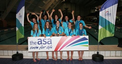 Otter '01s win U15 Girls Water Polo Championships 2015
