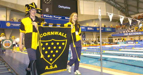 Cornwall ASA County Team Champs