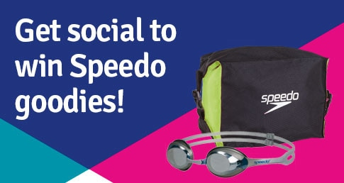 Win Speedo prizes with the County Team Champs competition