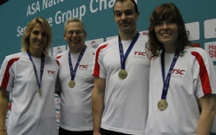 Teddington Masters claim first British record of the Masters Champs