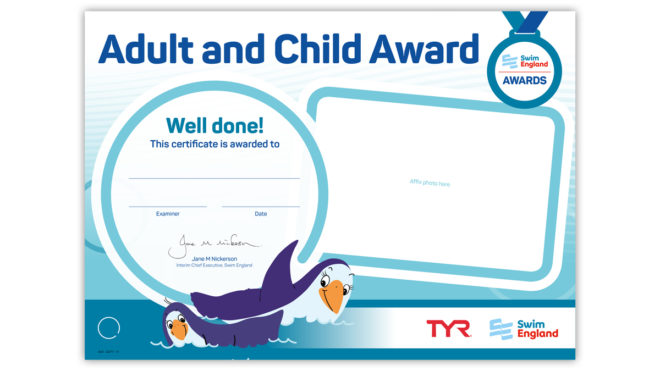 Adult and Child Award