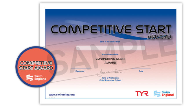 Competitive Start Awards