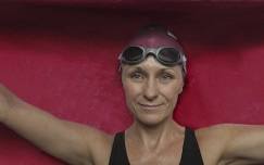 Jane Hatwell and her inspirational channel swim