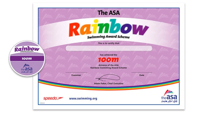 ASA Rainbow Distance Awards