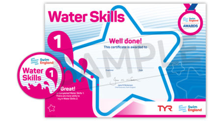 Water Skills Awards