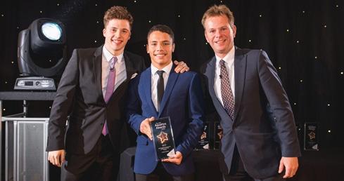 Houlden and Owens recognised at ASA Aquatics Awards 2015