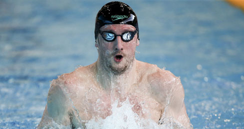 Michael Jamieson enters 2015 Winter Meet. Picture of Michael Jamieson