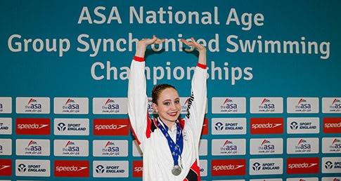 Hannah Randall named top swimmers on NAG Synchro day three