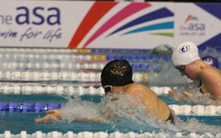 British records for Ben Proud and Imogen Clark on day one
