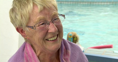 June Cooper BBC Get Inspired Unsung Hero