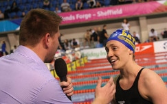 British record for Simmonds on Winter Meet opening night