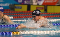Round up of Winter Meet day three heats