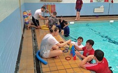 Swim England School Swimming Charter And Census News