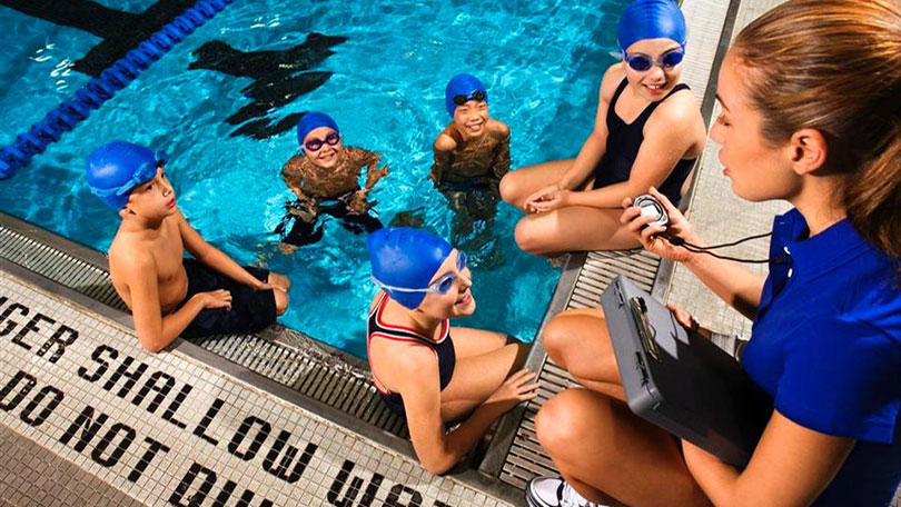 Five key tips for swimming teacher practical assessments