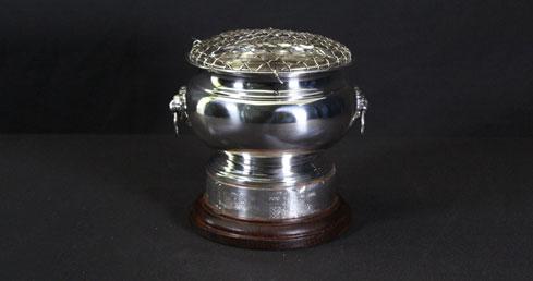 Edgar Warner Trophy. ASA Trophy cabinet