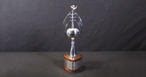 Gregory Matveieff Memorial Trophy