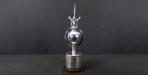 Henry Dixon Trophy. ASA Trophy cabinet