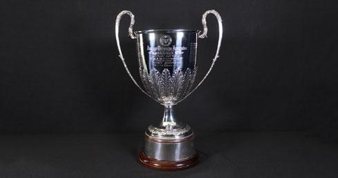 Horace Davenport Cup (400m Free). ASA Trophy Cabinet