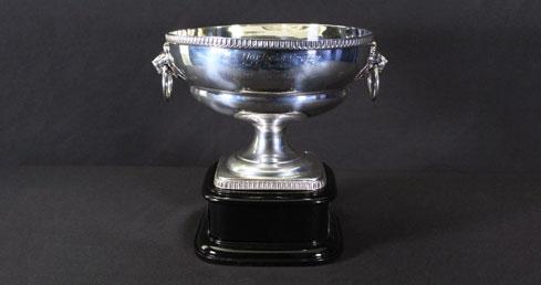 Horlicks Trophy. ASA Trophy cabinet.