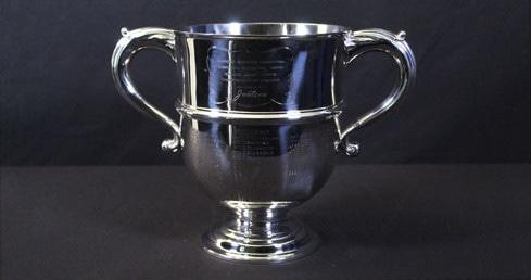 Jantzen Knitting Mills Ltd Trophy. ASA Trophy Cabinet