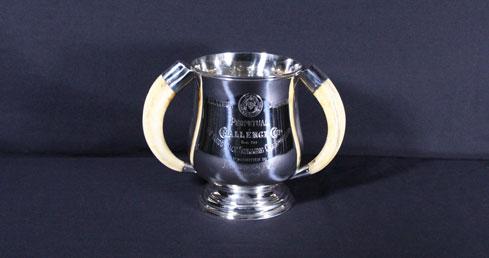 Jeans Trophy. ASA Trophy cabinet