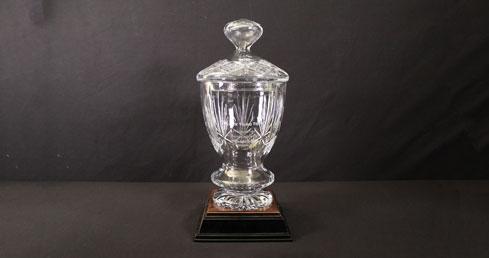 Jock Young Trophy. ASA trophy cabinet
