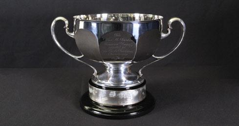 Mrs A M Austin Memorial Trophy. ASA Trophy Cabinet