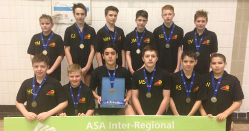 North East win Boys' U14 Inter Regionals