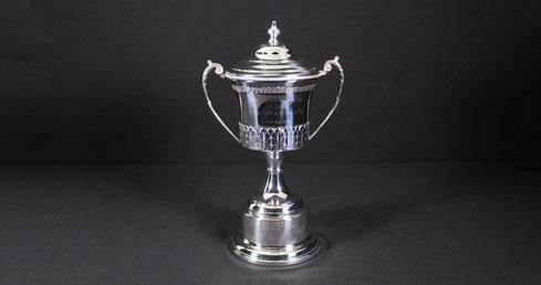 Pedder Trophy. ASA trophy cabinet